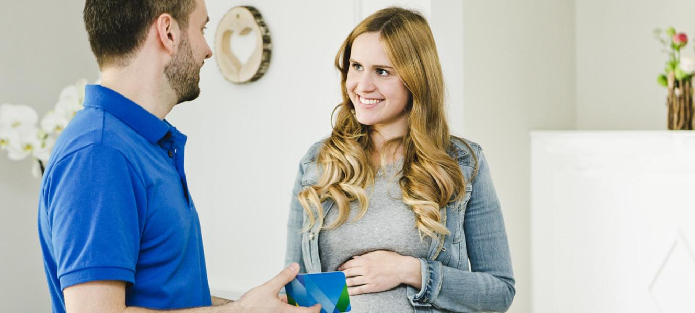 zähne in der schwangerschaft